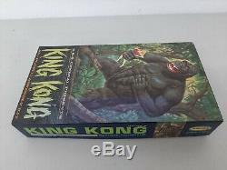 1964 Aurora King Kong Model Kit #468 Long Box Complete Mint Unassembled NIB