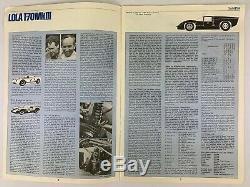 1969 Lola T-70 MkIII MOTORIZED Tamiya Model Car Vintage Sealed Parts Unassembled