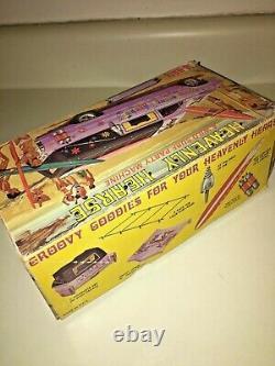 1/25 JO-HAN Detroit HEAVENLY HEARSE Funny Car Model Kit #GC-600. Unassembled
