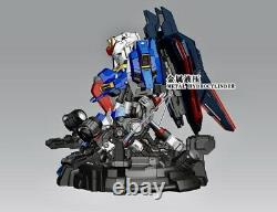 1/35 Scale Zeta Gundam Bust unassembled model with Led Light (Yi Hui)