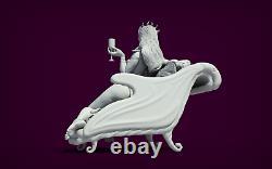 1/6 Dejah Thoris Unassembled RESIN KIT Statue Fan ART / EXCLUSIVE