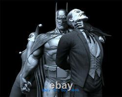 1/6 Scale Batman Resin Model Kits Unpainted Figure Unassembled 3D Printing 34cmH