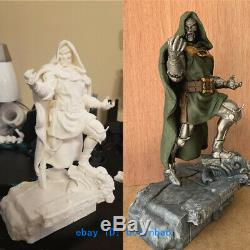 1/6 Scale Dr. Doom Resin Model Kits Unpainted 3D Printing Garage Kit Unassembled
