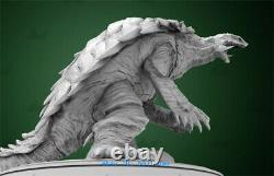 30cm Gamera Unpainted Resin Model Kits Unassembled 3D Printing Statue