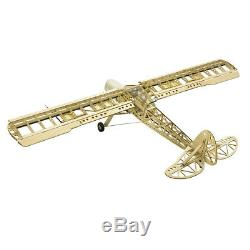 63 Balsawood Electric Airplane Fi156 Storch Model Kit Unassembled for Adults
