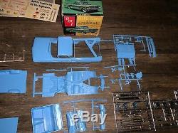 AMT'59 El Camino Car Plastic Model Kit Unassembled