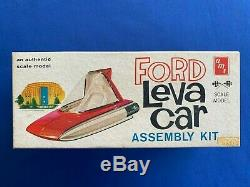 AMT Ford Levacar Mach-1 Unassembled Scale Model Kit No. 160 MIB Old Store Stock