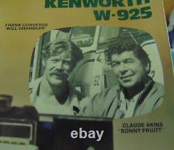 AMT Kenworth W-925 Movin' On Unassembled Sealed Contents
