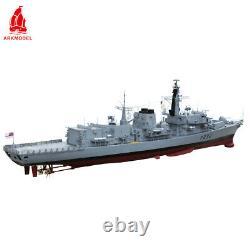 ARKMODEL 1/96 HMS Iron Duke Type 23 Frigate Royal Navy UK Ship Boat Model KIT