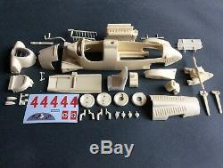 AUTO UNION C 1936/7 Vanderbilt or German GP win 1/24 unassembled model kit FPPM