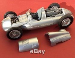 AUTO UNION D 1939 Dual Compressor 1/24 unassembled model kit FPPM