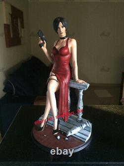 Ada Wong 24cmH 16 Unpainted Model Kit Unassembled GK 3D Print Statue Garage Kit