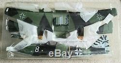 Admiral Toys 118th Squadron ME 262A-1A Messerschmitt #7 UNASSEMBLED Nice Box
