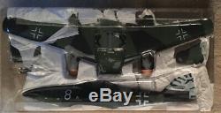 Admiral Toys 118th Squadron ME 262A-1A Messerschmitt # 8 UNASSEMBLED