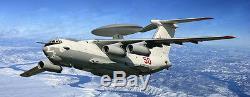 Amodel 72019 1/72 A-50 Soviet Radio Supervision Aircraft, plastic model kit