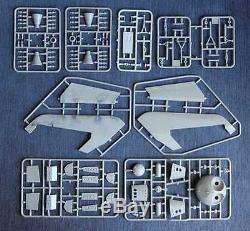 Amodel 72023 1/72 Buran Soviet Shuttle, scale plastic model kit