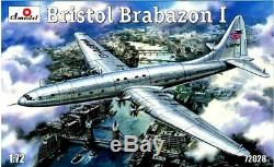 Amodel 72028 1/72 Bristol Brabazon I Experimental Aircraft plastic model kit