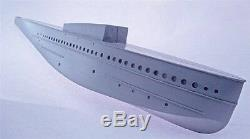Amodel 72036 1/72 Dornier Do-x Flying Boat, scale plastic model kit