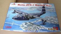 Amodel 72038 1/72 Martin JRM-1 Marshall Mars Airplanes NATS, plastic model