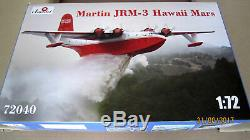 Amodel 72040 1/72 Martin JRM-3 Hawaii Mars Airplanes NATS, plastic model