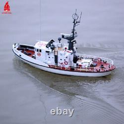 Arkmodel 1/48 Polish Halny Rescue Boat SAR Vessel Delicate Details Models KIT