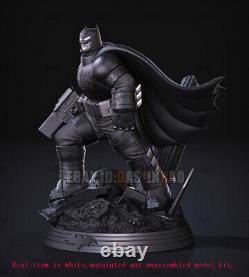 Armored Batman 1/6 Figure 3D Print Model Unpainted Unassembled GK H35cm/13.7inch