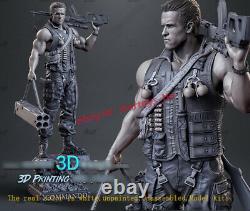 Arnold 16 Unpainted 39cm H Model Kit Unassembled 3D Printing Garage Kit Figure