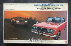 BANDAI 1/16 Corona Mark 2 1900 Hard Top GSL Toyota unassembled classic plamodel