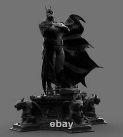 BATMAN Alex Ross 3D PRINTED Unpainted/Unassembled Garage Kit 12in/30cm