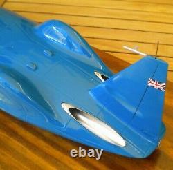 BLUEBIRD CN7 PROTEUS Record 1964 Donald Campbell FPPM 1/24 unassembled model kit