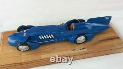 BLUEBIRD Record 1933 Malcom Campbell FPPM 1/24 unassembled model kit