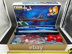 Bandai Cosmic model 1/500 Kit Star Blazers Yamato & analyzer 1996 Unassembled