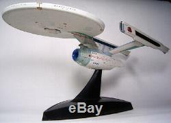 Bandai Star Trek U. S. S. Enterprise NCC-1701A 1/850 Scale Unassembled Model Kit