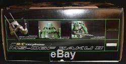 Bandai Tamashii Gundam R/C TECHROID MS-06F 1/48 Scale ZAKU II Unassembled NIB