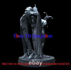 Batman Joker 1/6 Figure 3D Printing Model Kit Unpainted Unassembled 34cm GK