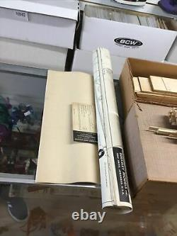 Berkleys King Size Waco Cabin Plane Kit 52 Wingspan New Unassembled In Box