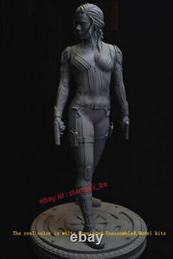 Black Widow 16 Scale 3D Printing Unpainted Model Kit Unassembled GK Garage Kit