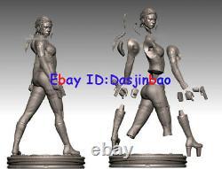 Black Widow 1/6 3D Printing Model Kit Unpainted Unassembled GK New Version