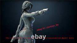 Black Widow Unpainted 35CM H Model Kit Unassembled 3D Print GK Garage Kit Statue