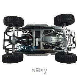 Capo 1/8 RC Racing Car JKMAX Rock Crawler KIT Model Metal Chassis Unassembled