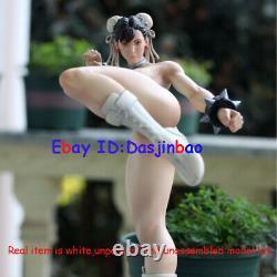 Chun Li Without Coat 1/6 Figure 3D Printing Model Kit Unpainted Unassembled 34cm