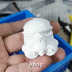 Coolrain Labo Rabbit Unassembled Unpainted Figure Garage Kit Model Toy H21CM