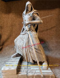 Darth Revan Unpainted 30cm H Model Kit Unassembled 3D Printing Garage Kit Statue