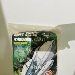 ESTES ROCKET 1284 Vintage Space Shuttle Rocket Kit 1/162 Unassembled