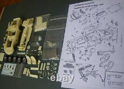 FERRARI 330TR Le Mans 1962 winner 1/24 unassembled model kit