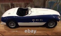 FERRARI 340MM Vignale spider Le Mans or road 1953 FPPM 1/24 unassembled kit