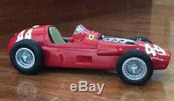 FERRARI 625 F1 1955 Monaco GP winner 1/24 unassembled model kit