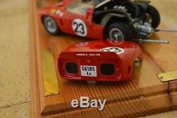 FERRARI DINO 246 SP Le Mans 1961 1/24 unassembled model kit