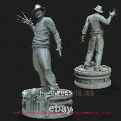 Freddy Krueger 1/6 Figure 3D Print Model Unpainted Unassembled GK H37cm/14.5inch