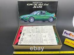 Fujimi 1/24 Kit Honda CR-X del sol SiR Inch-up series ID-54 1992 Unassembled